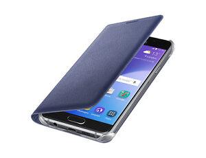 Genuine-Oficial-Samsung-Galaxy-A3-elegante-inteligente-rebatible-tipo-billetera-de-2016-Caso-libro