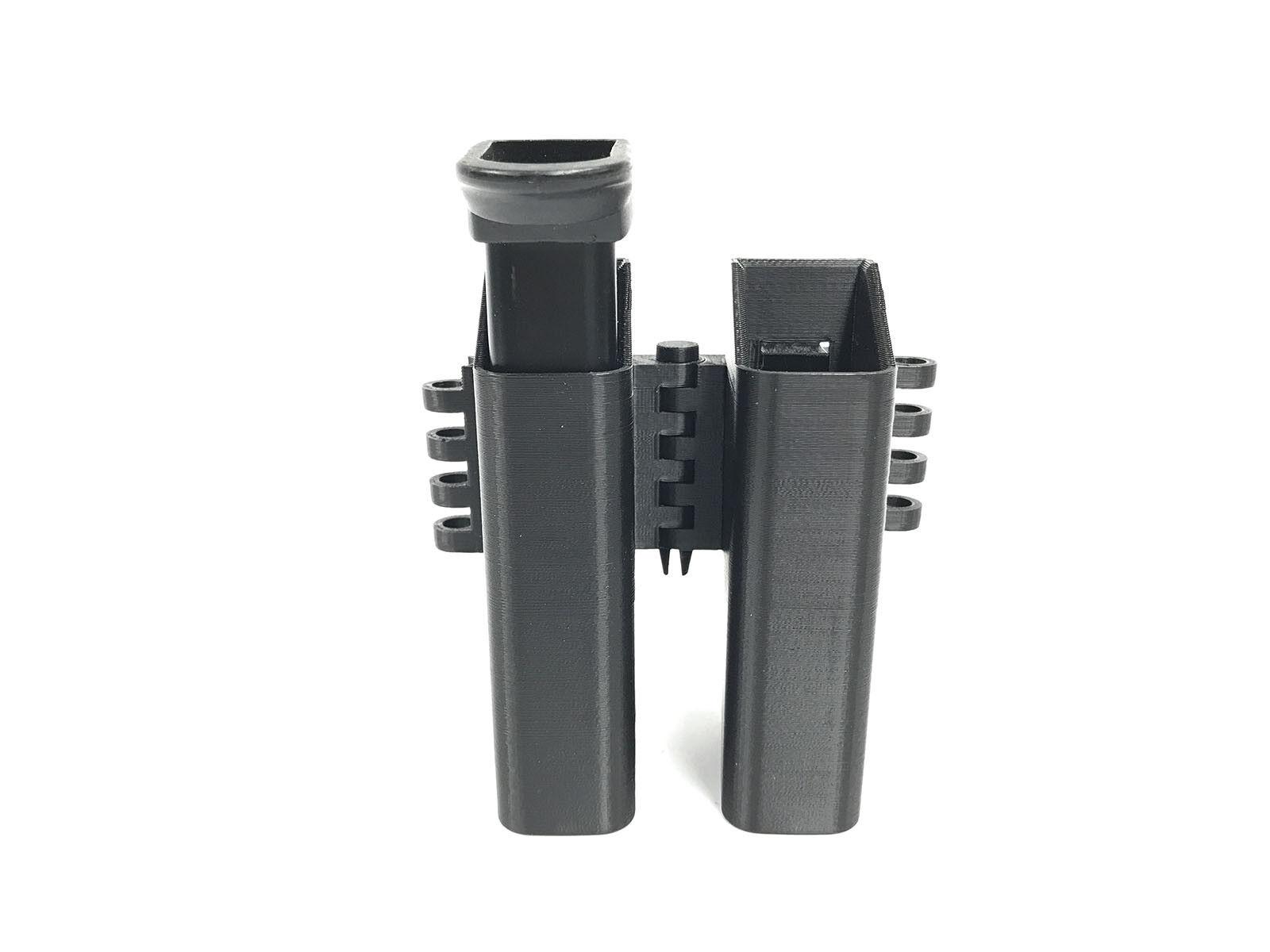 EAMP Enforcer - H&K P2000 USP40C Dual Mag Pouch - 0471-B