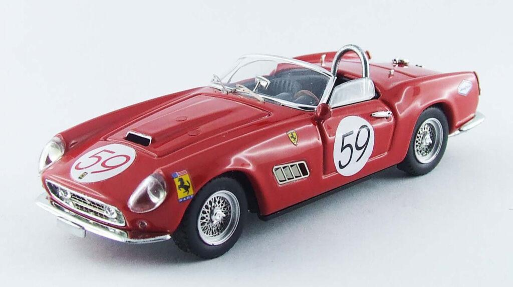 Ferrari 250 california nassau 1 43 1961 a. wylie   59 modell 0270 art-model