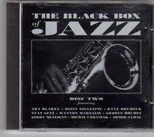 (ES516) The Black Box Of Jazz, Disc 2 - 1995 CD