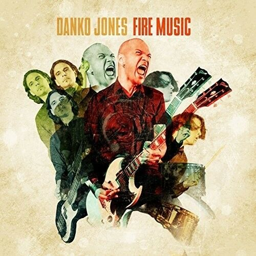 Danko Jones - Fire Music [New CD] Boxed Set