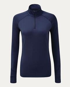 Xs à Ladies Outfitter l Layer Nouveau Baser manches Navy Lauren longues avec glissière fermeture Noble à q6wwSAz