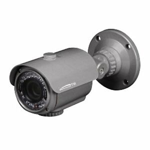 Speco 1080p 2MP 2.8-12mm HD over COAX IP In//Out Intense bullet camera-#HT7040T