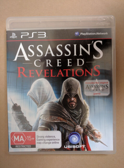 Assassin's Creed Revelations - PS3 - Free Postage