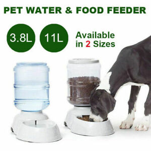 Automatic-Water-Food-Pet-Dog-Cat-Puppy-Dispenser-Feeder-Bowl-Bottle-3-8-11L-AU