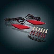 Show Chrome Marker Lights Red LED 41-161r 20401508