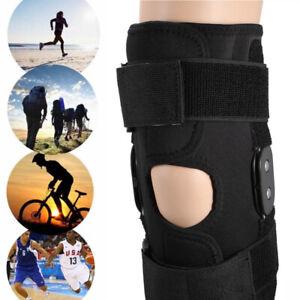 Kniegelenkbandage-Kniestuetze-Sport-Kniebandage-Knee-Support-Knieschutz-Fitness