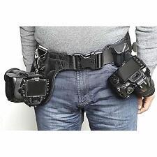 Latest Capture Camera Waist Belt Holster Quick Strap Buckle For DSLR Digital SLR
