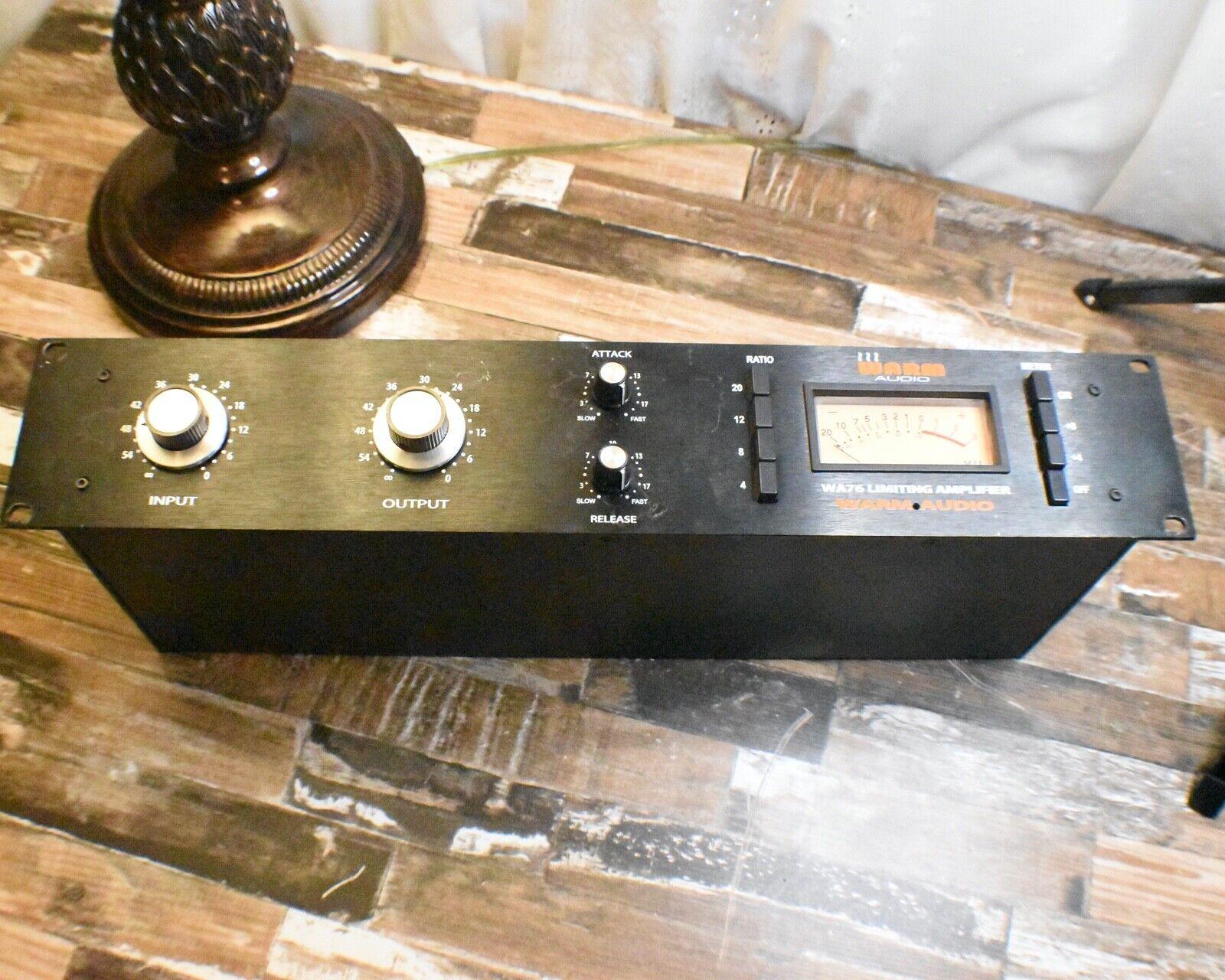 Warm Audio WA76 Discrete Compressor. Buy it now for 549.99