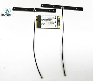 Sierra-Wireless-Module-MC7455-Mini-PCI-E-LTE-4G-Cat6-300M-Unlocked-2pcs-Antenna