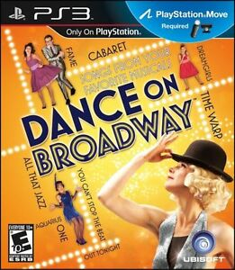 Dance-on-Broadway-COMPLETE-Sony-PlayStation-3-PS-PS3-GAME