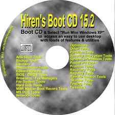Windows 7 ~ vista ~ XP Repair DIAGNOSI PC DESKTOP BOOT CD RIPRISTINO RECOVERY PRO