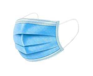 50 Stück Atemschutzmask