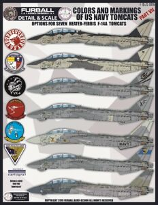 1-48-Furball-F-14-034-Colors-and-Markings-of-USN-Tomcats-PT-VII-034-for-the-Tamiya-Kit