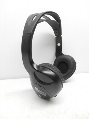 AUDIOVOX WHS250 AUTOMOTIVE 2-CHANNEL INFRARED HEADPHONE 1