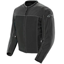 NEW Joe Rocket Velocity Black Water Proof Liner Mesh Motorcycle Jacket SM Small