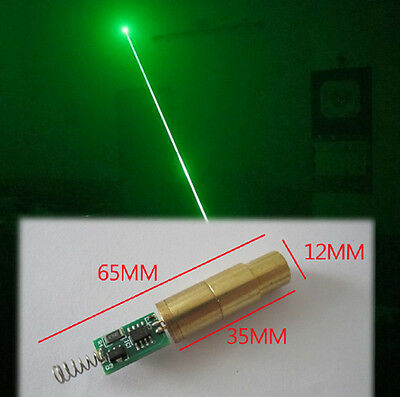 High Quality Professional 100mW 532nm green Laser Diode Module/Green beam/lab