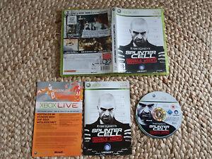 Tom Clancy's Splinter Cell: Double Agent (Jeu Xbox 360)
