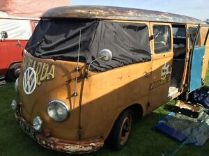 Vw camper window covers