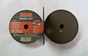 "4/"" X 3//64/"" X 3//8/"" Type 1 41 Metal Cut Off Wheels 10pc"