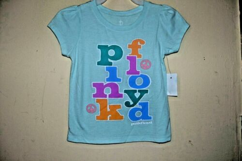 PINK FLOYD ROCK BAND-GIRLS SIZE 3 TODDLER-LICENSED SHORT SLEEVE-NWT