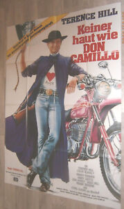 A0 Filmplakat  KEINER HAUT WIE DON CANILO ,TERENCE HILL