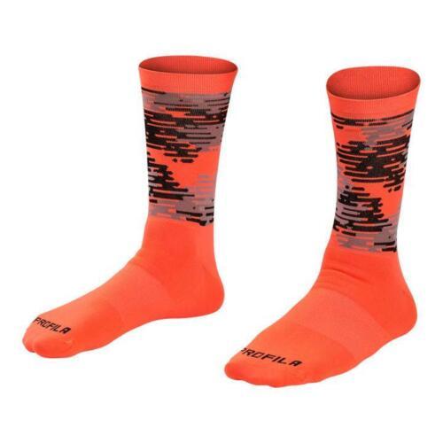 40-42 Sock Bontrager Race LTD M Radioactive Orange