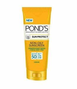 POND-039-S-Sun-Protect-non-grassa-crema-solare-SPF-50-PA-RAGGI-UVA-UVB-Crema-35-GRAMMI