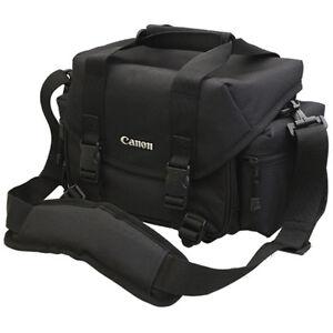 genuine canon shoulder bag 2400/9361 f d slr lens eos 5d