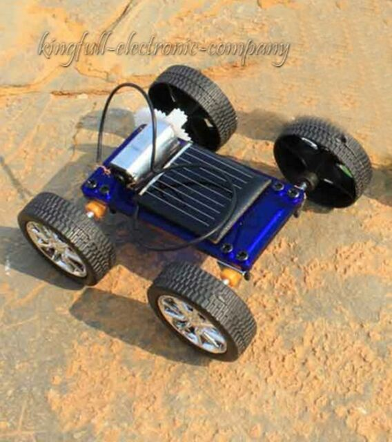 Solar Toy Car / Educational Toys / Assembly Model Diy  Production Technology goo