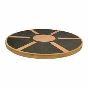 Balance Board, Wooden Wobble Board Fitness Workout Exercise Rocker