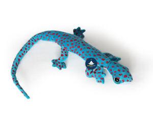 Stofftier-Gecko-Baby-Tokeh-Tokee-Plueschtier-Kuscheltier-Laenge-ca-60-cm