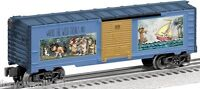 Lionel Where The Wild Things Are 25th Anniversary Boxcar 6-29793