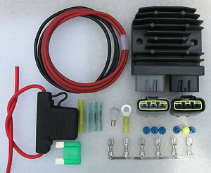 Details about SHINDENGEN MOSFET FH020AA REGULATOR/RECTIFIER KIT NEW GENUINE  SHINDENGEN