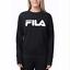 Fila-Women-039-s-Ladies-039-French-Terry-Crewneck-Sweatshirt-Choose-Color-Size-XS-XXL thumbnail 2