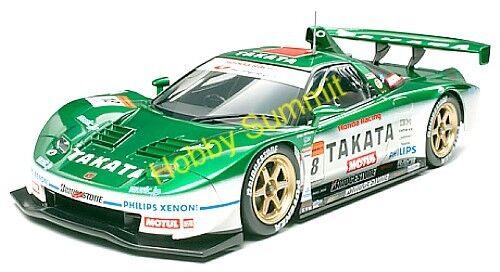 Tamiya 1/24 Honda TAKATA DOME NSX 2005 w/ Die-Cast Under Panel  Model Kit  24291