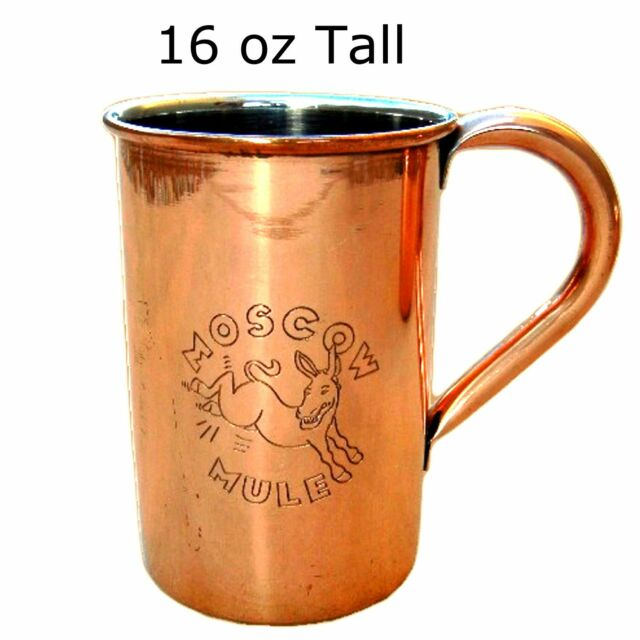 NCAA Michigan State Spartans 16oz Copper Moscow Mule Mug