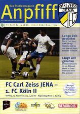 RL 2005/06 FC Carl Zeiss Jena - 1. fc Köln II, 24.09.2005