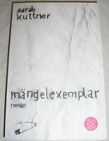 Sarah Kuttner - Mängelexemplar - Roman - Buch   gebraucht