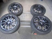 "4x Alufelgen 16"" für Alfa Romeo Mito + Winterreifen 195/55 R16 87T  MARMOR OPTIK"