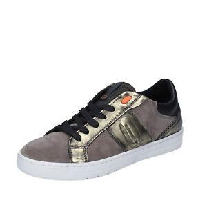 Scarpe donna IMPRONTE sneakers beige camoscio bronzo pelle BY899 zooode grigio Pelle 2018 Unisex Línea Barata Nicekicks Venta Barata pmQY2mj