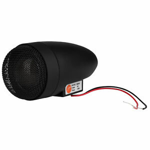 HiVi-TN28-B-1-034-Soft-Dome-Top-Mount-Tweeter-with-Mounting-Plate