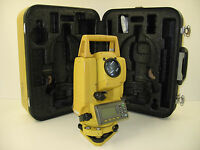TOPCON GTS-236W TOTAL STATION COMPLETE FOR SURVEYING ONE MONTH WARRANTY