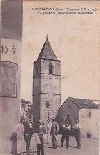 VIDICIATICO - Frazione di Lizzano - Il Campanile 1930