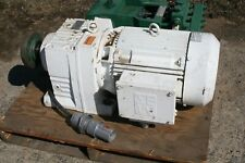 Sew 20hp Drive Motor R97dv160l4 Ks 230460 V 1760 Rpm Ratio 929 6650 Lb In