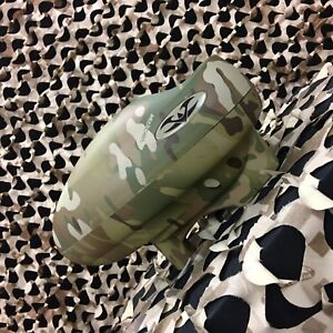 NEW-Valken-V-Max-Paintball-Loader-Hopper-Shell-Kit-No-Lid-Multicam