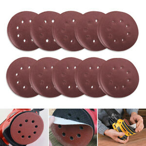 80pc-125mm-Sanding-Discs-Pads-5-034-Mix-40-400-Grit-Orbital-Sander-Sandpaper-Disks