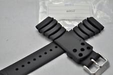 Seiko 4KR3JZ Rubber Strap Fits Monster,Sawtooth,Spork Z-20 20mm Lug gap watch.