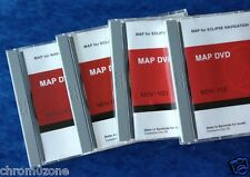 MDV-11D NEW! Ver 2.5 Eclipse Navigation DVD MAP for AVN 5435 2454 6600 5500 50D