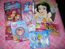 Disney Princesses Easter Basket Filler Lot~10pc Set~Toy,Bath,Body & Much More